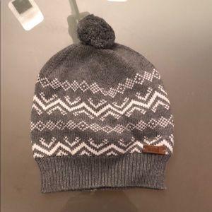 Toddler winter hat
